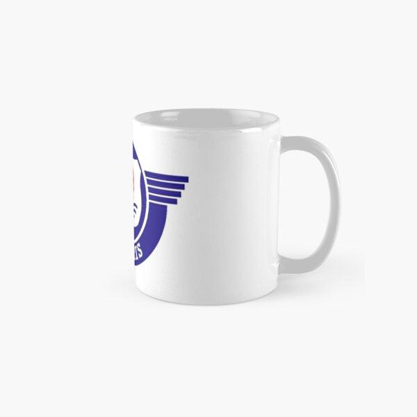 The Mighty Morris Cars Logo Classic Mug