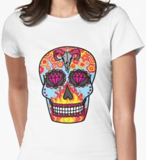 ARIES Womens Fitted T-Shirt