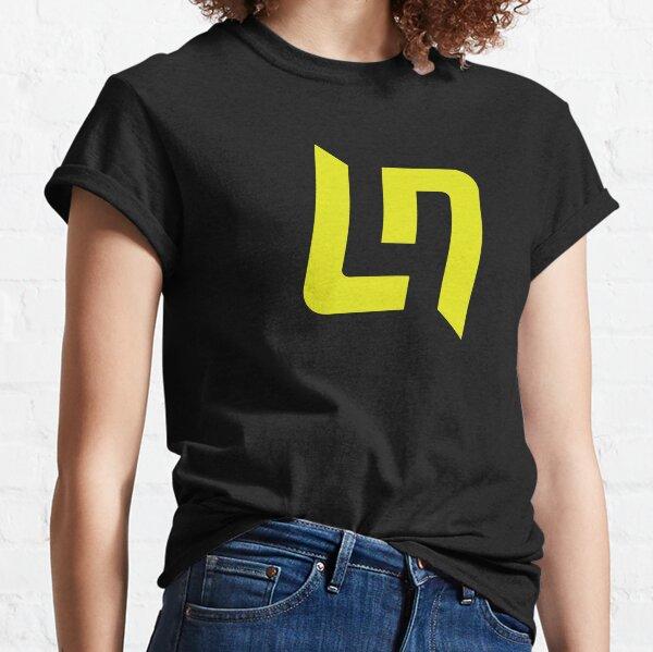 Lando Norris 4 Camiseta clásica