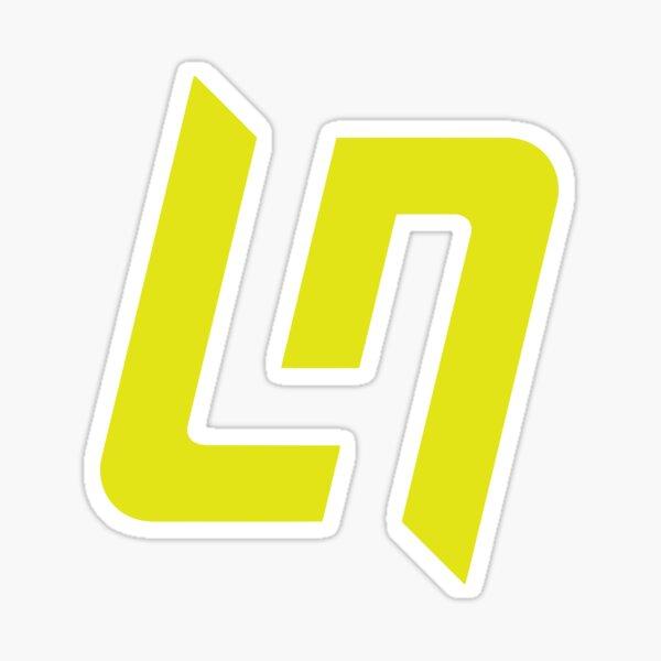 Lando Norris 4 Sticker