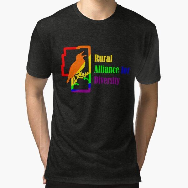 RAD PRIDE Gear Tri-blend T-Shirt