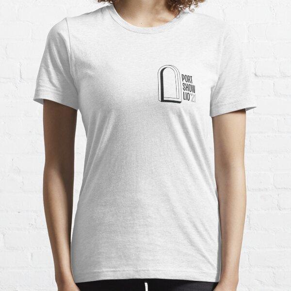 Portshowlio 2021 Portal Over Heart Essential T-Shirt