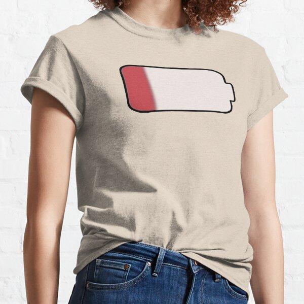 Lilith batería baja Camiseta clásica