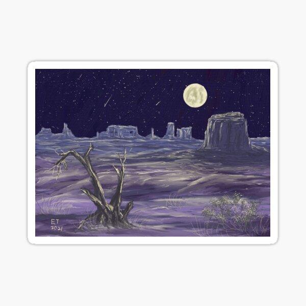 Arizona Night Sticker