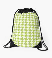 piet de poule - Houndstooth Drawstring Bag