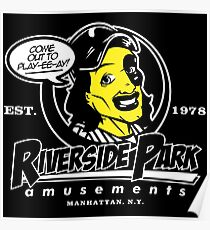 Riverside Park Amusements Poster