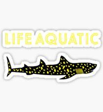 Life Aquatic Sticker