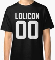Lolicon 00 Classic T-Shirt