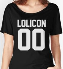 Lolicon 00 Women's Relaxed Fit T-Shirt