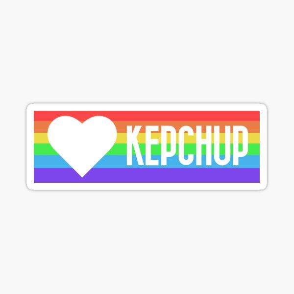 kepchup  Sticker