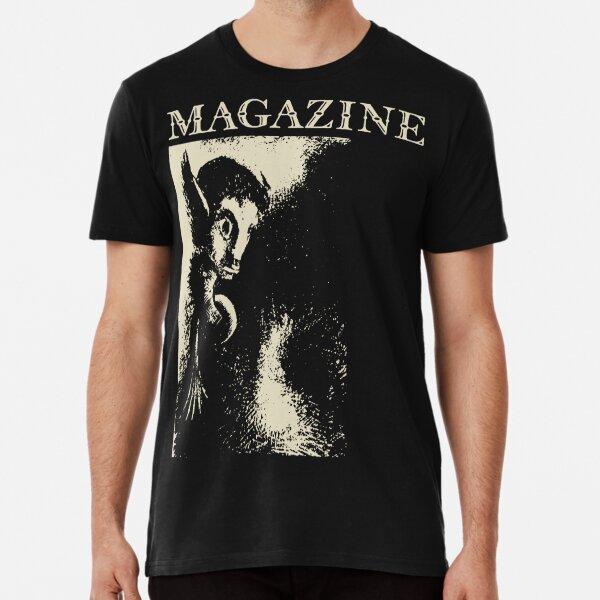 Magazine - Shot By Both Sides - Punk Premium T-Shirt