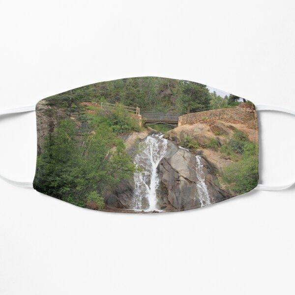 The Broadmoor Seven Falls, Colorado, United States of America - Travel Flat Mask