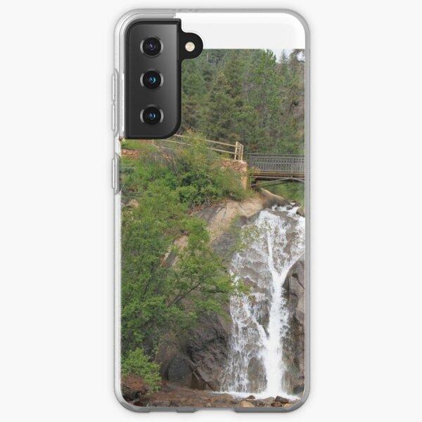 The Broadmoor Seven Falls, Colorado, United States of America - Travel Samsung Galaxy Soft Case