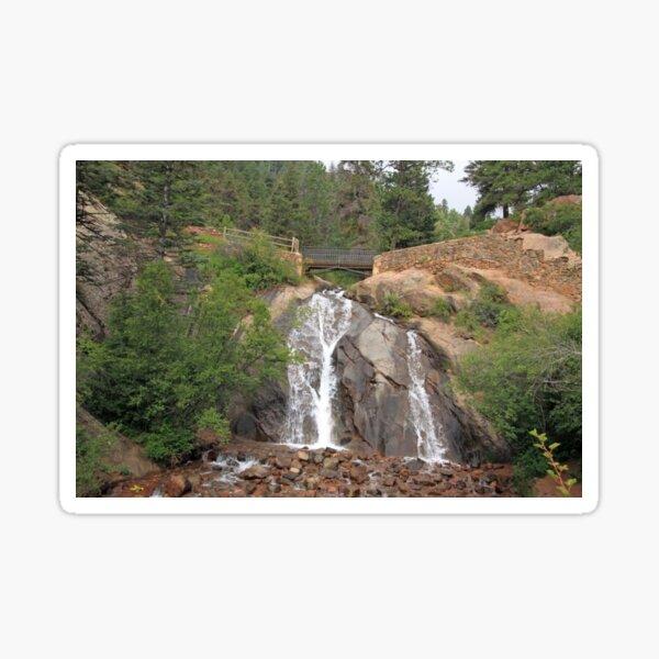 The Broadmoor Seven Falls, Colorado, United States of America - Travel Sticker