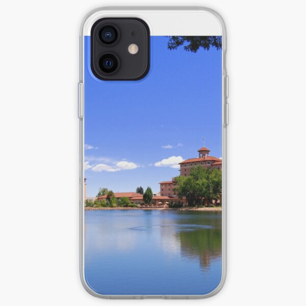 The Broadmoor, Colorado, United States of America - Travel iPhone Soft Case