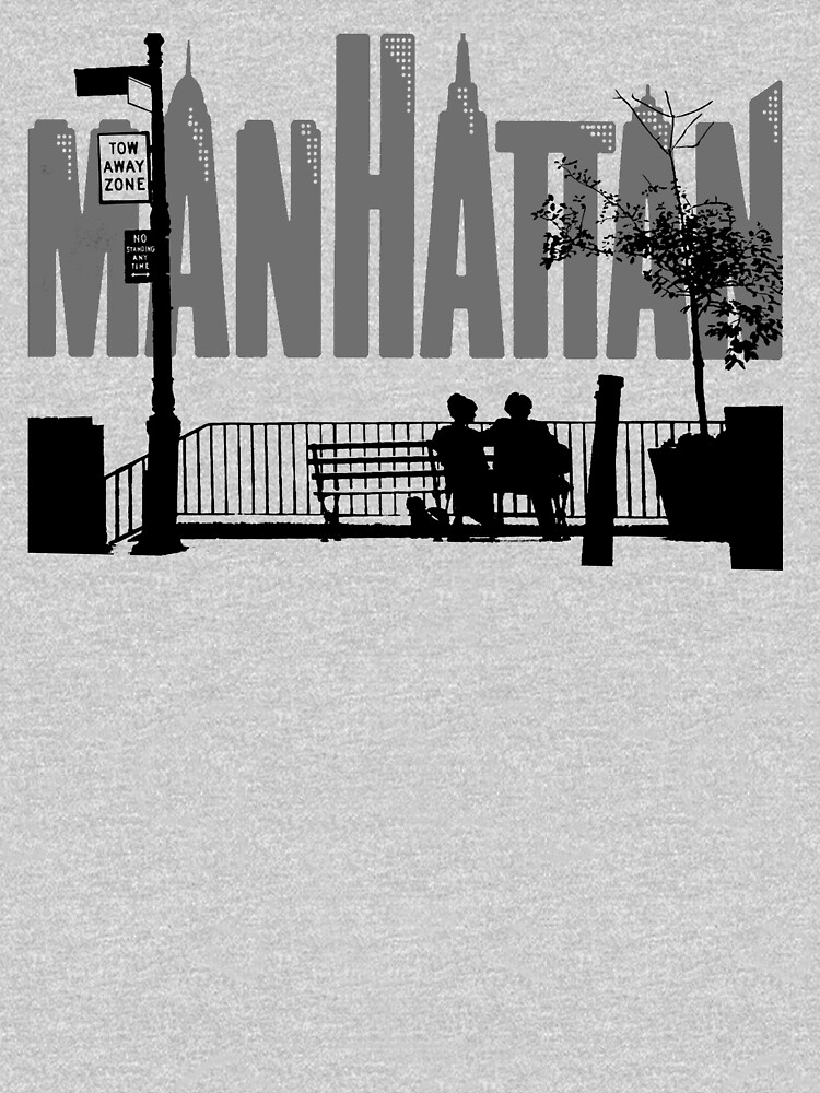 Manhattan | Unisex T-Shirt