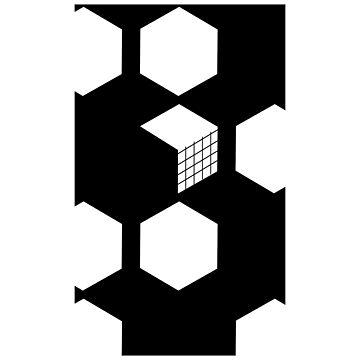 Hexagon Geometry by errickschild