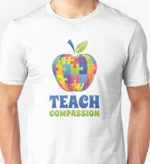 Teach Compassion Unisex T-Shirt