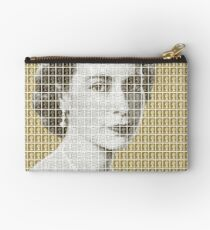 God Save The Queen - Gold Studio Pouch