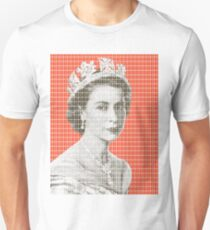 God Save The Queen - Orange T-Shirt