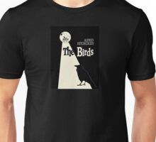 Hitchcocks The Birds Unisex T-Shirt