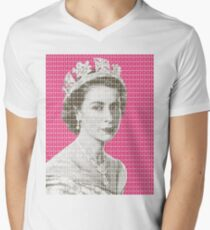 God Save The Queen - Pink T-Shirt