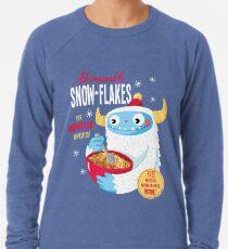 Abscheuliche Schneeflocken Leichter Pullover