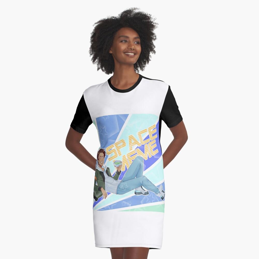 Lance Voltron legendary defender 2 Graphic T-Shirt Dress
