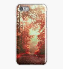 magical redwoods iPhone Case/Skin