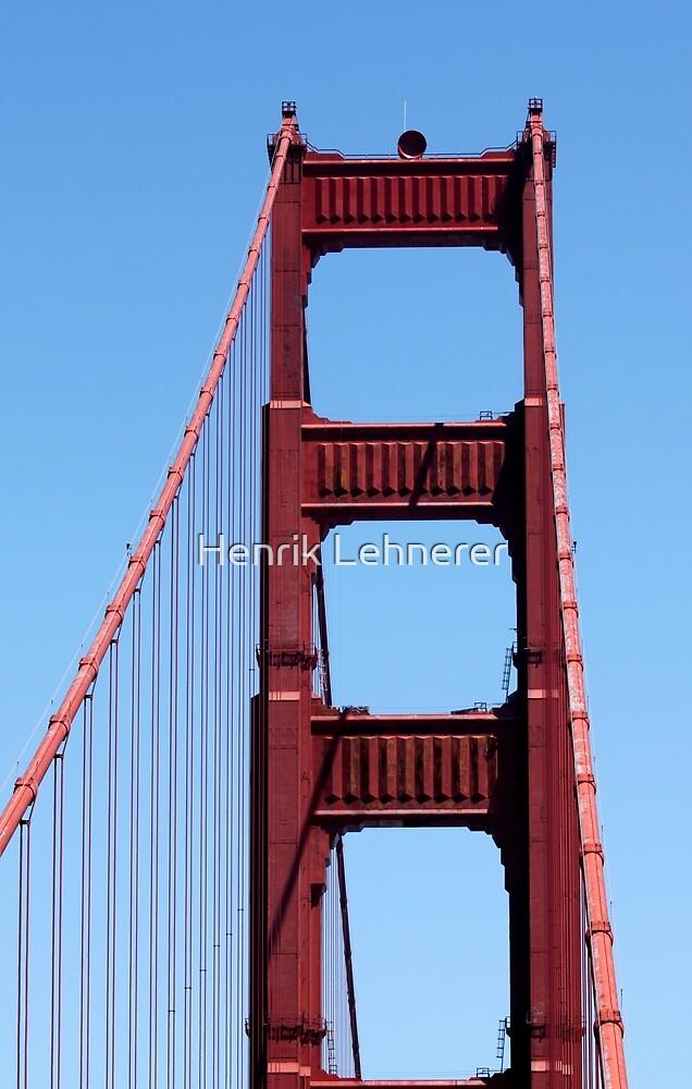 Golden Gate by Henrik Lehnerer
