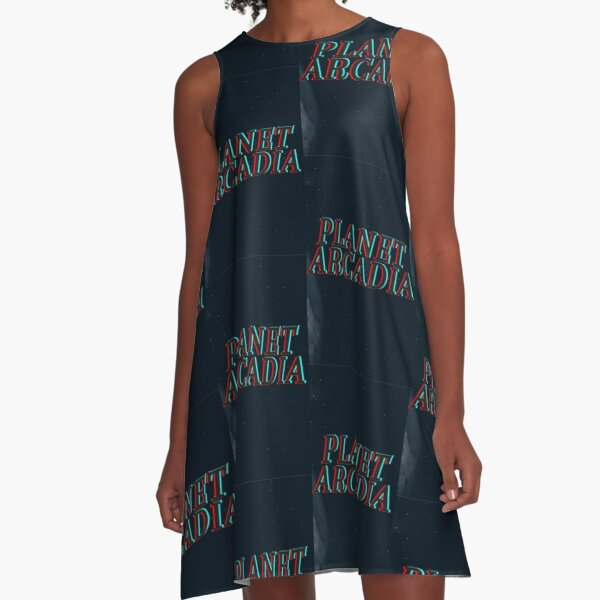 Planete arcadia? A-Line Dress
