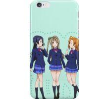 original trio case iPhone Case/Skin