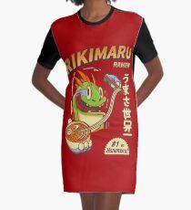 Rikimaru Ramen Hanamuras Best Graphic T-Shirt Dress