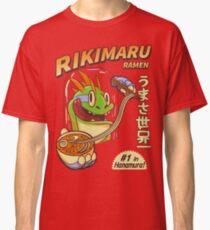 Camiseta clásica Rikimaru Ramen Hanamuras Best