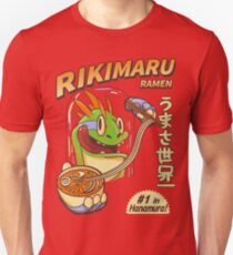 Rikimaru Ramen Hanamuras Best Unisex T-Shirt
