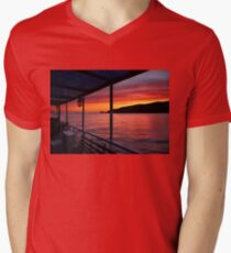 "Sunrise on board of F/B ""Aiolis"" T-Shirt"