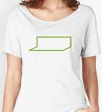 Ramble marque green Women's Relaxed Fit T-Shirt