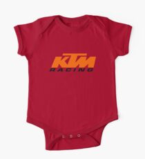 KTM RACING LOGO Kids Clothes