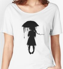 umbrella Women's Relaxed Fit T-Shirt