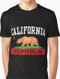 california republic Graphic T-Shirt