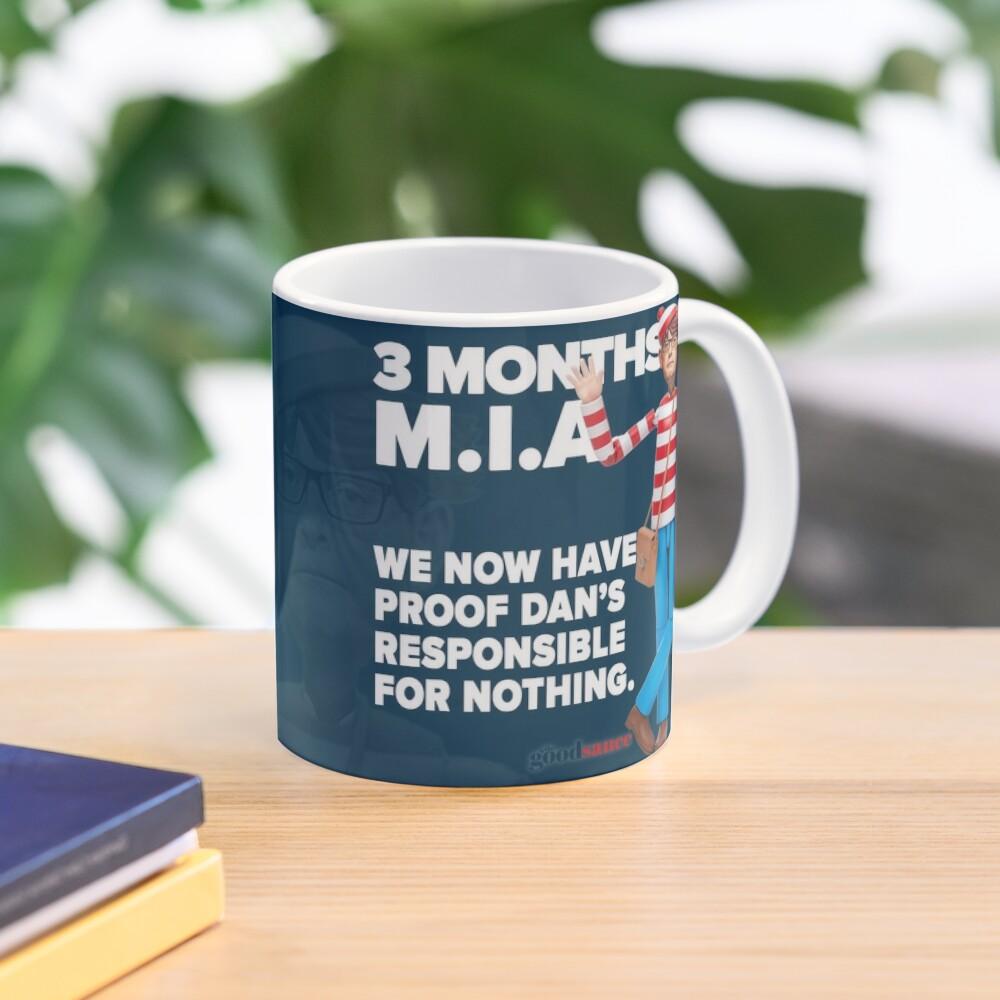 Daniel Andrews: 3 Months MIA Mug
