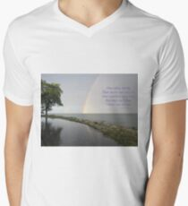 A Song of Rainbows Mens V-Neck T-Shirt