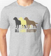 All Labs Matter Original by TeeCreations 2016 T-Shirt