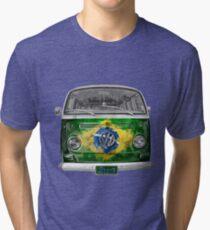 VW BRAZIL Tri-blend T-Shirt