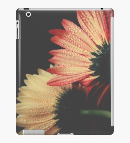 Two daisies iPad Case/Skin