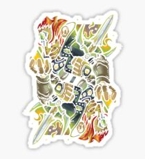 Ganon Sticker