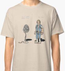 Huge Metal Fan Classic T-Shirt