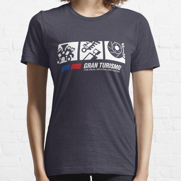 Tune Up Shop - Coloreado Camiseta esencial