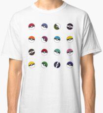 Pocket Balls Classic T-Shirt