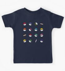Pocket Balls Kids Tee